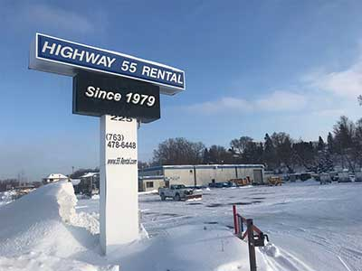 About Highway 55 Rental