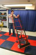 Where to rent DOLLY,  HEAVY DUTY LARGE RED TILTING in Plymouth MN