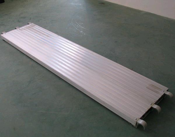 Aluminum Scaffold Boards : Scaffold e plank aluminum inch foot rentals