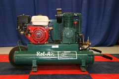 Where to rent AIR COMPRESSOR   17 CFM GAS in Plymouth MN