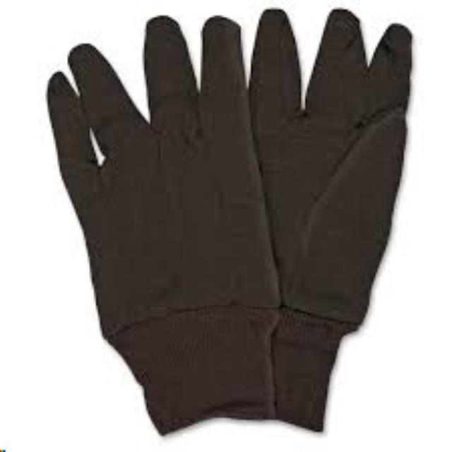 Where to find GLOVES, BROWN JERSEY in Plymouth