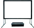 Where to rent PROJECTION SCREEN, 7.5x10 FOLDING in Plymouth MN