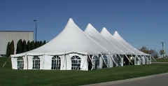 Where to rent CANOPY d 40X100 WHITE in Plymouth MN