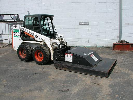 Where to find BOBCAT,  -BRUSHMOWER ATTACHMENT in Plymouth