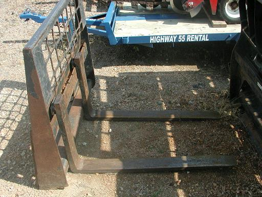 Where to find BOBCAT,  -FORK ATTACHMENT S130 in Plymouth