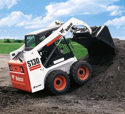 Where to find BOBCAT e   S130  SKIDSTEER in Plymouth