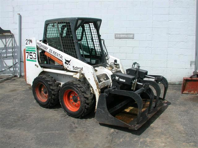 Bobcat Grappling Bucket S130 Rentals Plymouth Mn Where To