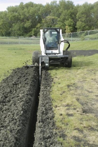 Bobcat Trencher Attach S130 Rentals Plymouth Mn Where To