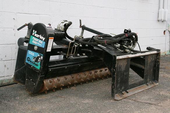 Bobcat Landscape Rake Rental : Gallery for gt bobcat power rake