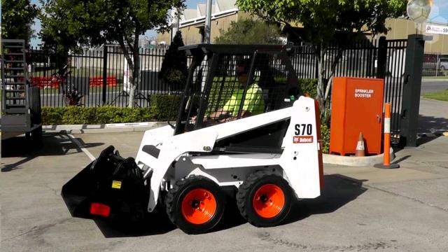 Where to find BOBCAT d    463   SKIDSTEER in Plymouth