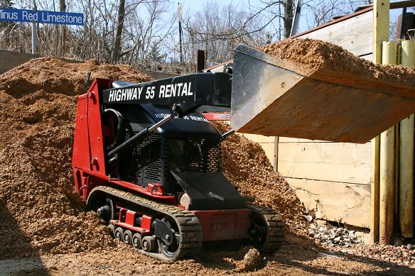 Where to find DINGO   MINI LOADER W BUCKET 427 in Plymouth