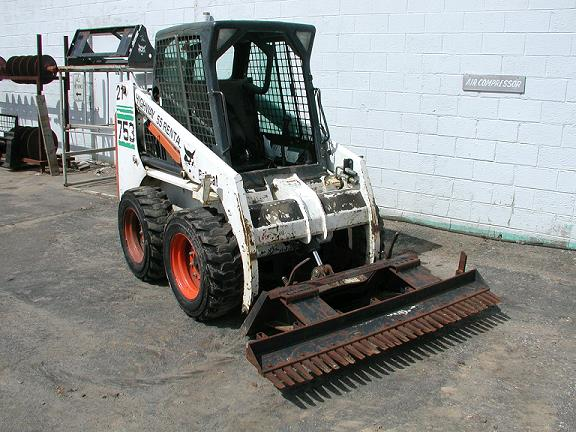 Where to find BOBCAT,  -ELIMINATOR ATTACHMENT S130 in Plymouth