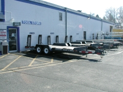 Where to rent TRAILER,7  CAR LOADER 16 10  L X 6.6 W in Plymouth MN