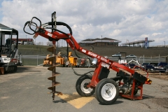 Where to rent AUGER    TOWABLE HYDRAULIC in Plymouth MN
