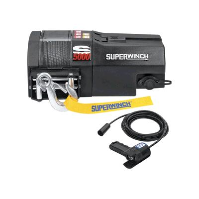 Where to find WINCH 5000LB 12 VOLT in Plymouth