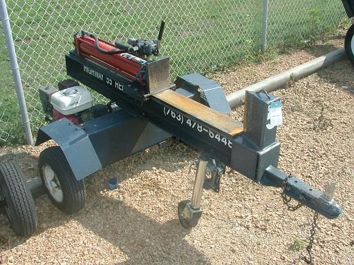 Where to find LOGSPLITTER, 16 TON HORIZONTAL in Plymouth