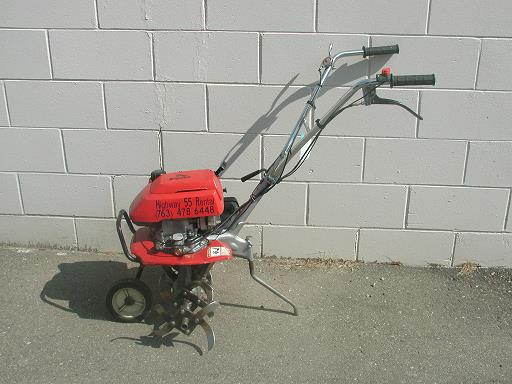 Where to find TILLER,   2 HP FRONT TINE in Plymouth