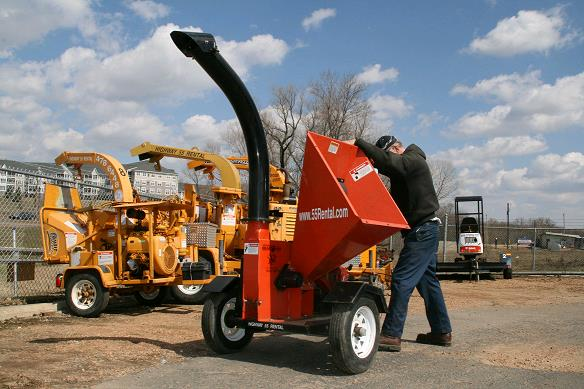 Chipper Up To 4 Inch Branch Rentals Plymouth Mn Where To