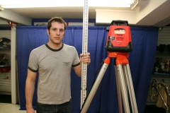 Where to rent LASER LEVEL WITH RECEIVER in Plymouth MN
