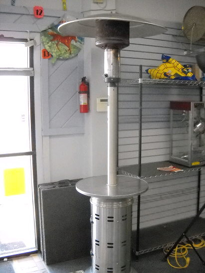 Where To Find PATIO, HEATER 40,000 BTU In Plymouth