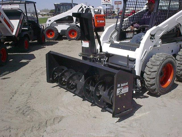 Where to find BOBCAT,   -SNOWBLOWER ATTACHMENT in Plymouth