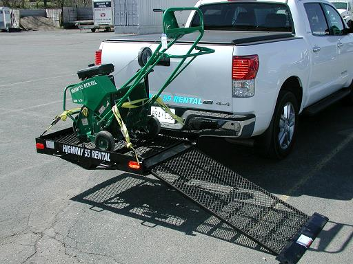 Where to find CARGO LOAD-N-HAUL HITCH PLATFORM in Plymouth