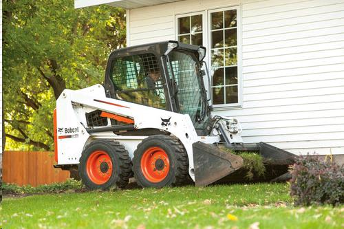 Where to find BOBCAT e   S450  SKIDSTEER in Plymouth
