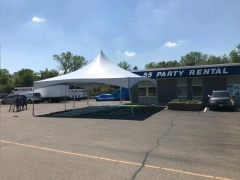 Where to rent CANOPY c 30X30 HIGH PEAK TENTNOLOGY in Plymouth MN