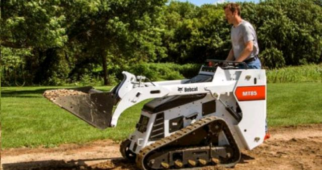 Where to find BOBCAT c   MT85 MINI LOADER-DIESEL W BUC in Plymouth