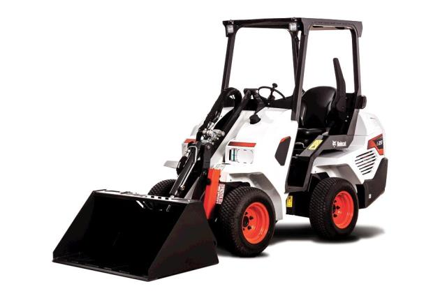 Where to find BOBCAT c L23 ARTICULATED WHEEL LOADER in Plymouth